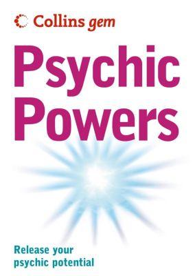 HarperNonFiction - E-books - Thorsons: Psychic Powers (Collins Gem), Carolyn Boyes