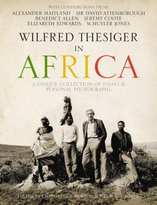HarperPress: Wilfred Thesiger in Africa, Alexander Maitland