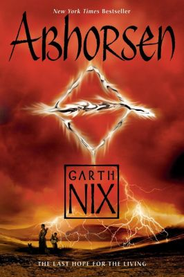 HarperTeen: Abhorsen, Garth Nix