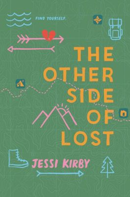 HarperTeen: The Other Side of Lost, Jessi Kirby