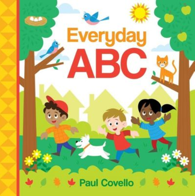 HarperTrophy: Everyday ABC, Paul Covello