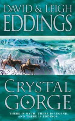 HarperVoyager: Crystal Gorge, David Eddings, Leigh Eddings