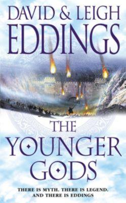 HarperVoyager: The Younger Gods, David Eddings, Leigh Eddings