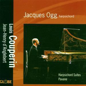 Harpsichord Works, Jacques Ogg