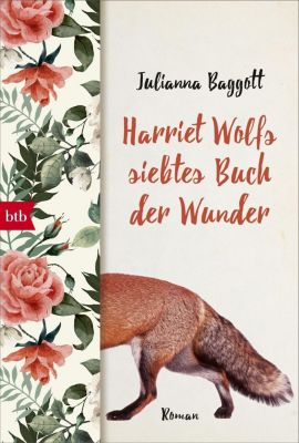 Harriet Wolfs siebtes Buch der Wunder - Julianna Baggott |