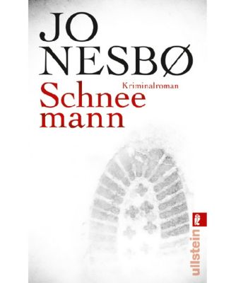 Harry Hole Band 7: Schneemann, Jo Nesbø