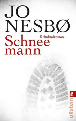 Harry Hole Band 7: Schneemann, Jo Nesbø