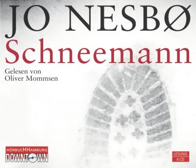 Harry Hole Band 7: Schneemann (6 Audio-CDs), Jo Nesbø