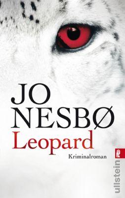Harry Hole Band 8: Leopard - Jo Nesbø  