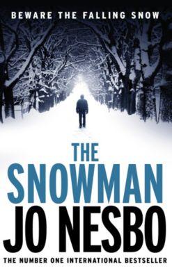 Harry Hole: The Snowman, Jo Nesbo