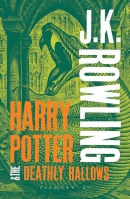 Harry Potter 7 and the Deathly Hallows, Joanne K. Rowling