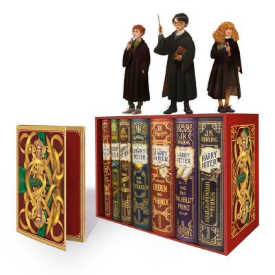 Harry Potter, 7 Vols. - J.K. Rowling |