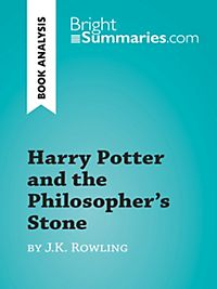 a book analysis of j k rowlings harry potter and the philosophers stone Synopsis harry potter is an orphan boy who has lived with his aunt, uncle and   this was my second read of harry potter and the sorcerer's stone, and i have   sometimes, it's hard to believe that this was j k rowling's debut novel, but with .