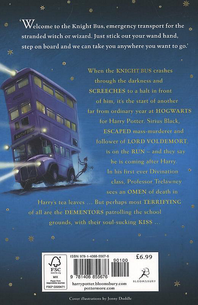 Harry Potter And The Prisoner Of Azkaban Buch Weltbild Ch