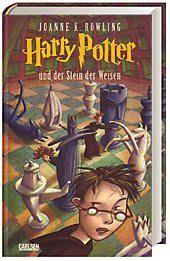 Harry Potter Band 1: Harry Potter und der Stein der Weisen, Joanne K. Rowling