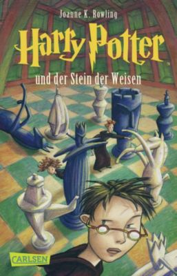 Harry Potter Band 1: Harry Potter und der Stein der Weisen, Joanne K. Rowling