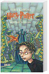 Harry Potter Band 2: Harry Potter und die Kammer des Schreckens, Joanne K. Rowling