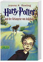 Harry Potter Band 3: Harry Potter und der Gefangene von Askaban, J.K. Rowling