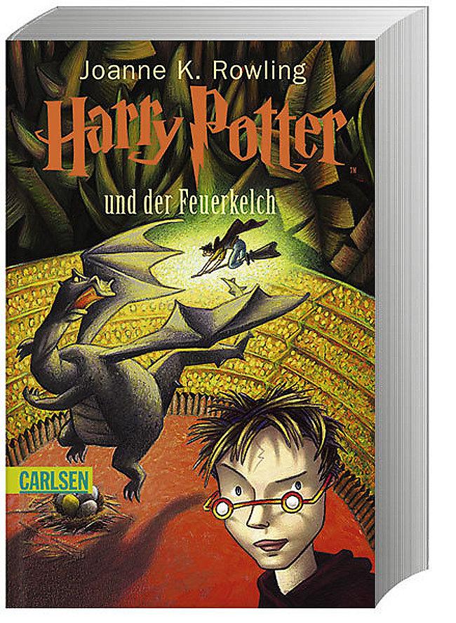 Harry Potter Band 4 Harry Potter Und Der Feuerkelch Weltbild Ch