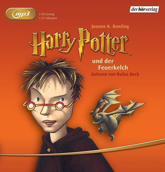 Harry Potter Band 4 Harry Potter Und Der Feuerkelch 2 Mp3 Cds Horbuch
