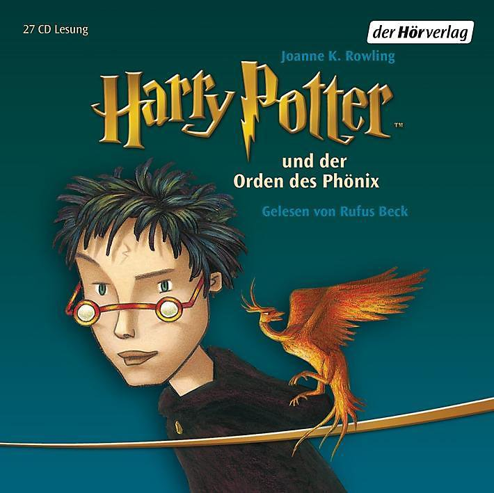Harry Potter Orden Des Phönix