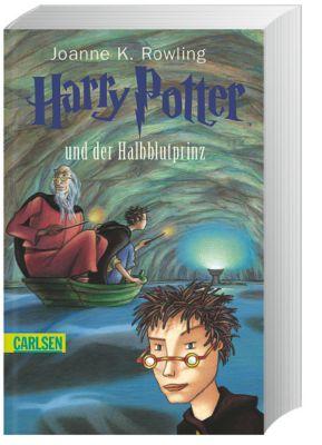 Harry Potter Band 6: Harry Potter und der Halbblutprinz, Joanne K. Rowling