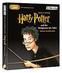 Harry Potter Band 7: Harry Potter und die Heiligtümer des Todes (2 MP3-CDs) - Produktdetailbild 1