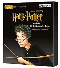 Harry Potter Band 7: Harry Potter und die Heiligtümer des Todes (2 MP3-CDs) - Produktdetailbild 2