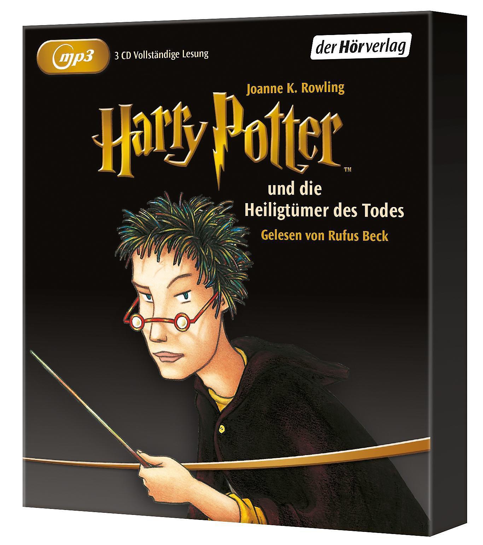 Industrial Light And Magic Harry Potter: Harry Potter Band 7: Harry Potter Und Die Heiligtümer Des