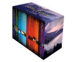 Harry Potter Boxed Set: The Complete Collection, 7 Vols., Joanne K. Rowling