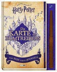 Harry Potter: Die Karte des Rumtreibers, m. Zauberstab, Erinn Pascal
