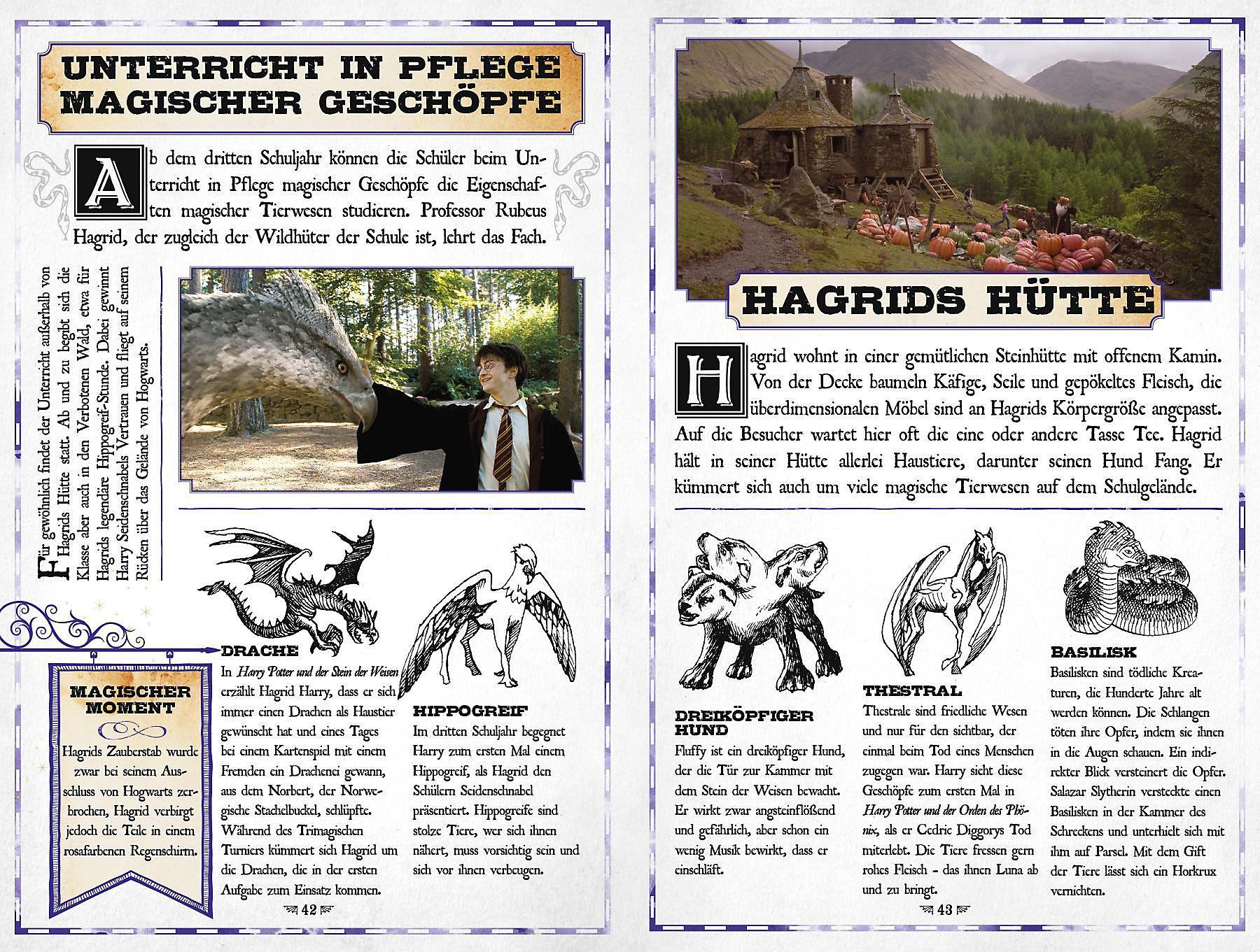 Karte Des Rumtreibers.Harry Potter Die Karte Des Rumtreibers M Zauberstab Buch
