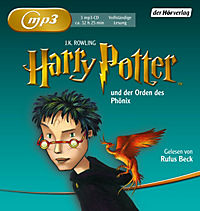 Harry Potter, die komplette Hörbuch-Edition - Produktdetailbild 5