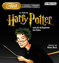 Harry Potter, die komplette Hörbuch-Edition - Produktdetailbild 8