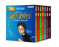 Harry Potter, die komplette Hörbuch-Edition - Produktdetailbild 2