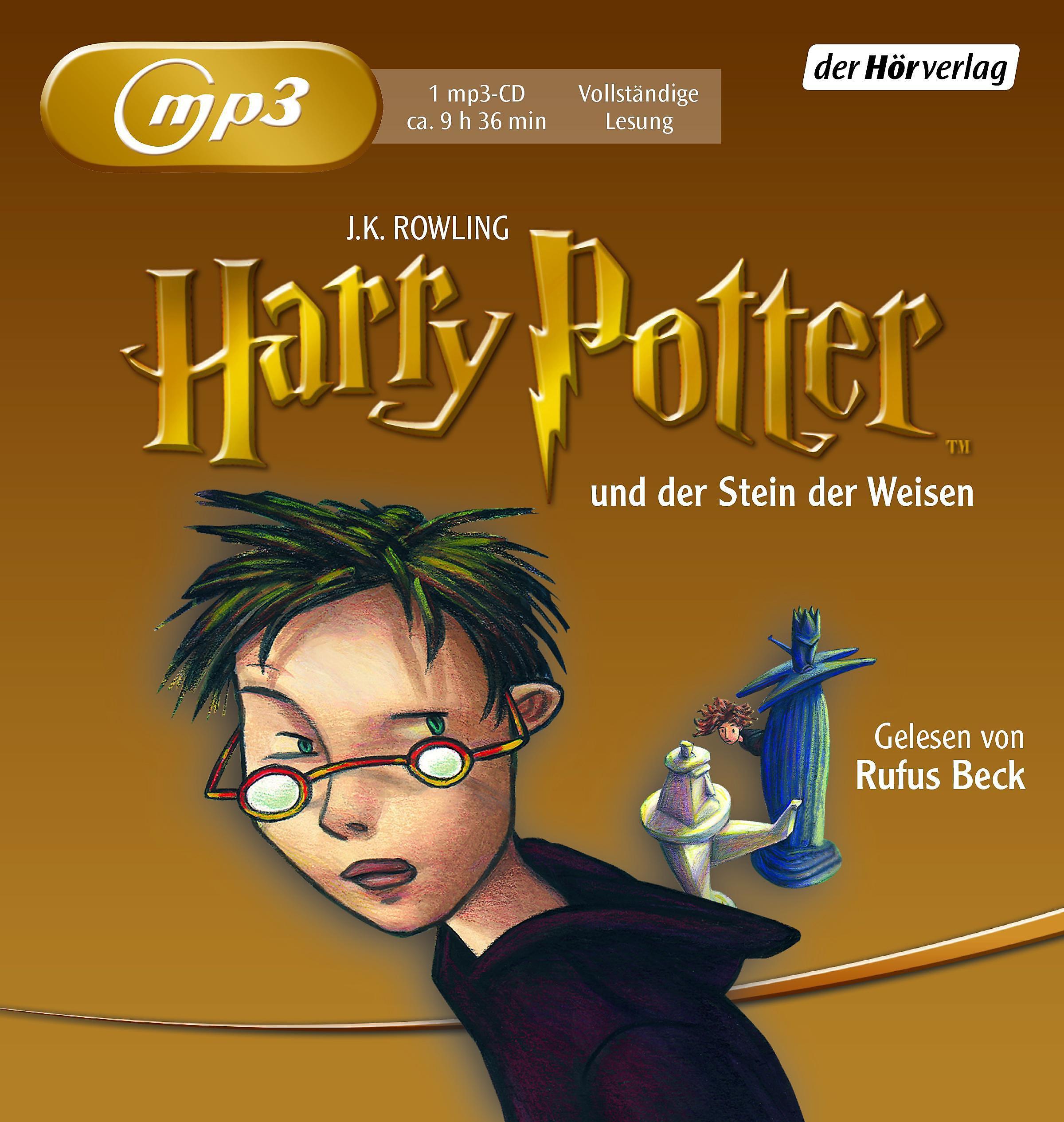 Hörbuch Harry Potter