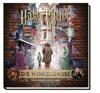 Harry Potter: Die Winkelgasse - Das Handbuch zu den Filmen, Jody Revenson
