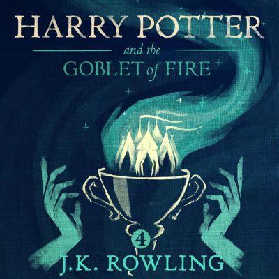 Harry Potter: Harry Potter and the Goblet of Fire, J.K. Rowling