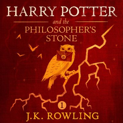 Harry Potter: Harry Potter and the Philosopher's Stone, J.K. Rowling