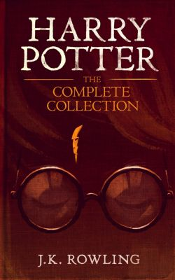 Harry Potter: Harry Potter: The Complete Collection (1-7), J.K. Rowling