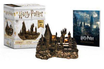 Harry Potter Hogwarts Castle and Sticker Book, Running Press