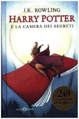 Harry Potter, italien. Ausgabe: Bd.2 Harry Potter e la Camera dei Segreti