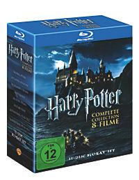 Harry Potter - Komplettbox - Produktdetailbild 1