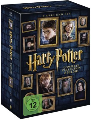 Harry Potter - Komplettbox, Joanne K. Rowling