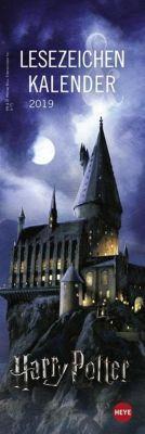 Harry Potter Lesezeichen & Kalender 2019