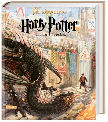 Harry Potter und der Feuerkelch, Schmuckausgabe - J.K. Rowling |