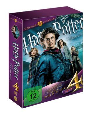 Harry Potter und der Feuerkelch - Ultimate Edition, Joanne K. Rowling