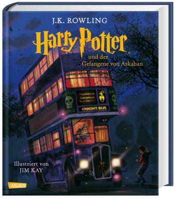 Harry Potter und der Gefangene von Askaban, Schmuckausgabe, J.K. Rowling