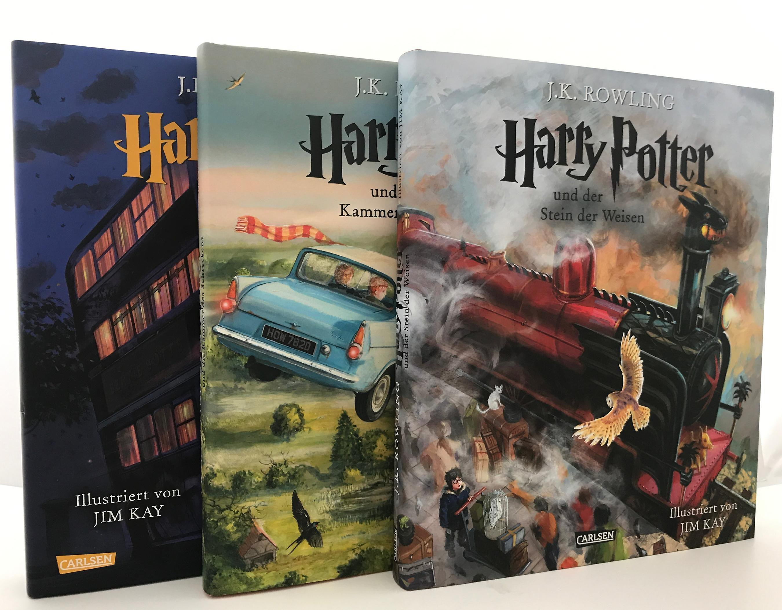 Harry Potter und der Gefangene von Askaban, Schmuckausgabe