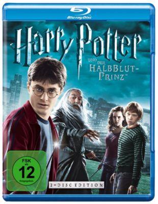 Harry Potter und der Halbblutprinz (Teil 6)